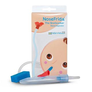 Enxoval de bebê em Miami – Aspirador Nasal Nosefrida