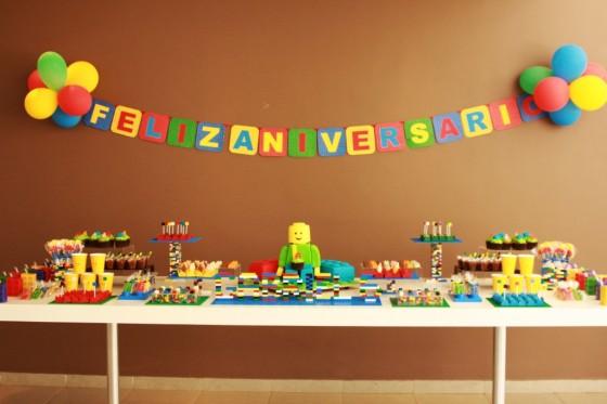Dois temas inusitados para decoração de festa infantil