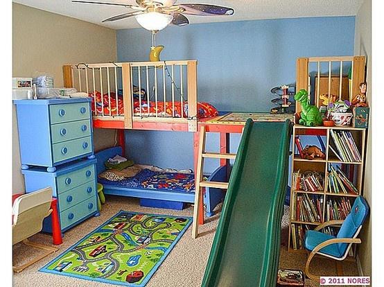 Inspirações para decoração de quarto de menino