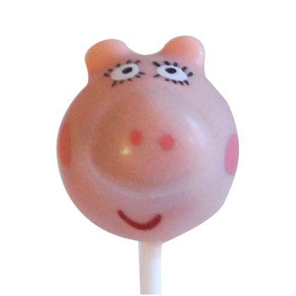 cakepop peppa pig