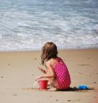 Dicas de segurança para crianças na praia