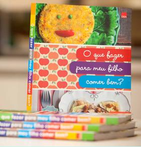 livro como fazer para meu filho comer bem