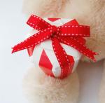 Caixinha para as lembrancinhas de Natal – aprenda a fazer