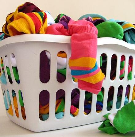 Dicas para lavar roupas de bebês e crianças