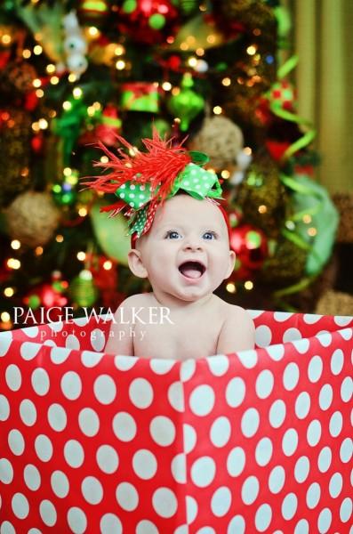 Christmas Gift Ideas For Newborn Baby : Ideias de fotos natal