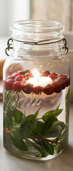 vaso de natal