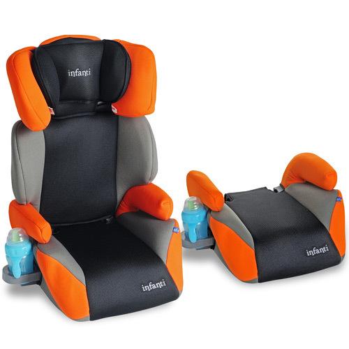 cadeira e booster infanti