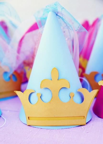 chapeu festa princesas