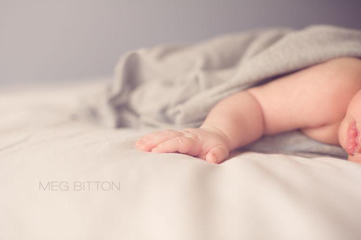 Ideias para fotografar mãos de bebê
