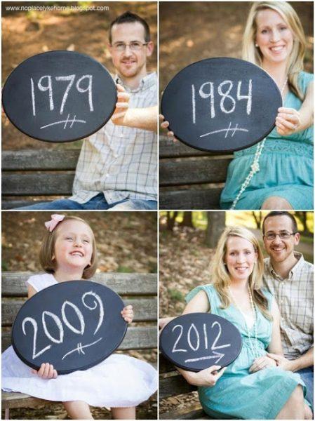 23 anunciar a gravidez