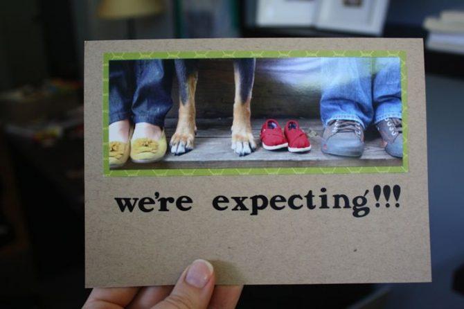33 anunciar a gravidez