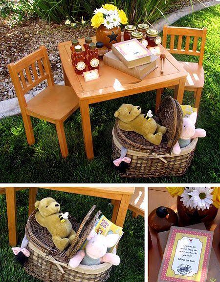 Festa Ursinho Pooh 3