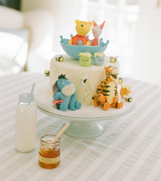 Festa Ursinho Pooh 5