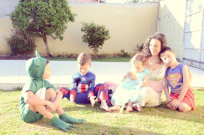 com filhos 2013