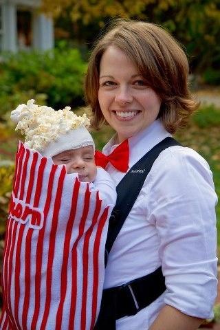 fantasia carnaval mae e filho