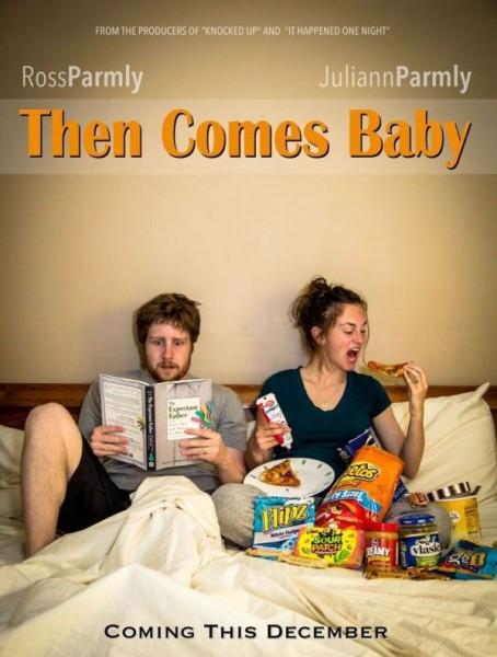 como anunciar a gravidez