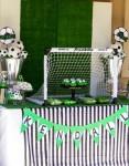 14 ideias para uma festa tema futebol