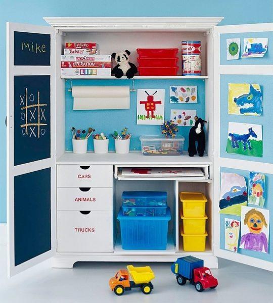 organizador de brinquedos 12