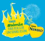 Promoção #sómãe para realizar um sonho assim leva você para a Disney!