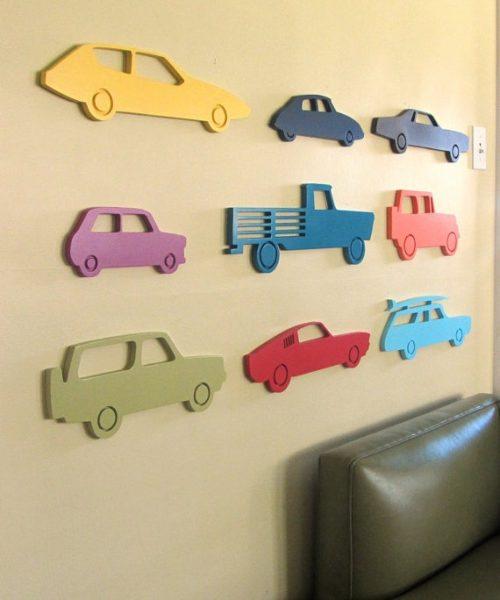 63 decoracao quarto carros