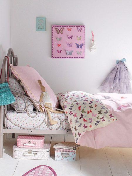 69 decoracao quarto borboletas