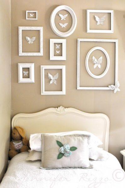 70 decoracao quarto borboletas
