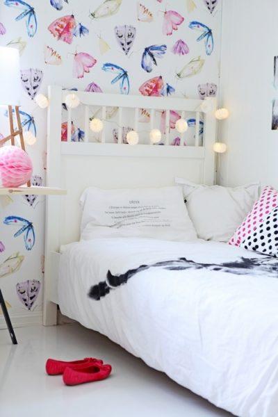 73 decoracao quarto borboletas