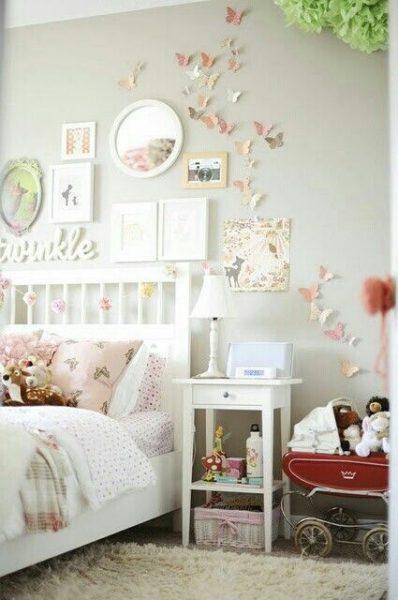74 decoracao quarto borboletas