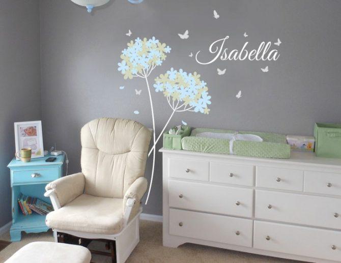 75 decoracao quarto borboletas