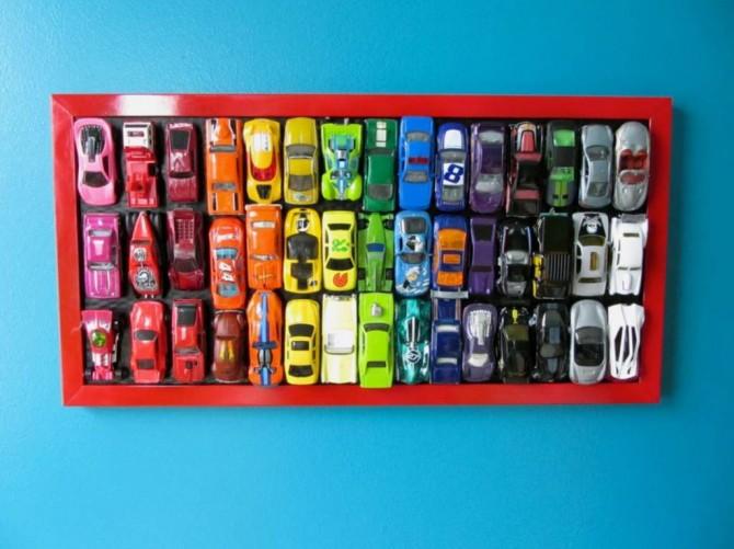 80 decoracao quarto carros