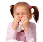 Gripes, resfriados e problemas respiratórios em crianças – como prevenir e tratar