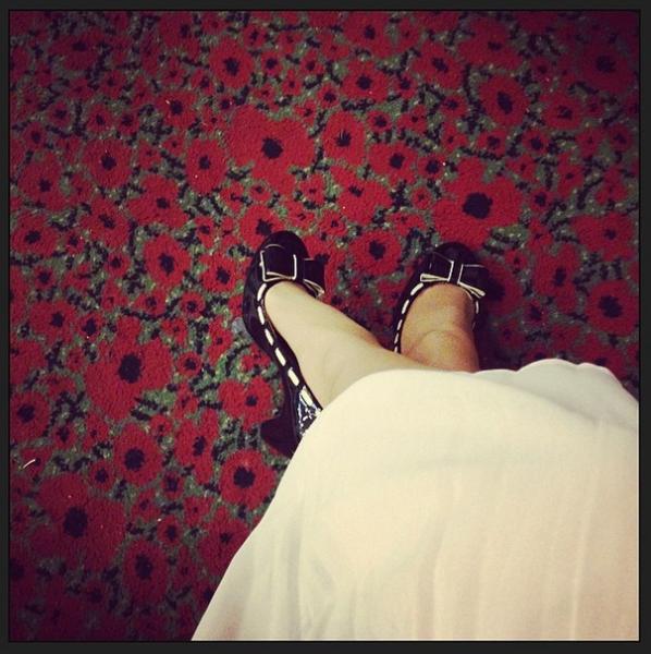 sapato instagram