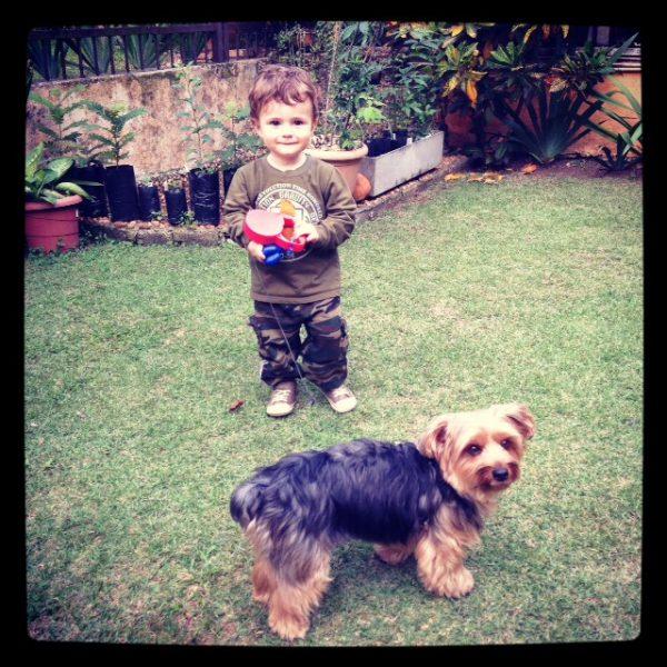 Leo dois anos