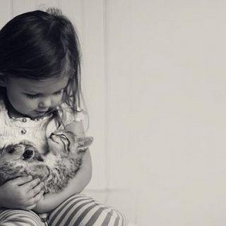 criancas e animais de estimacao fotos (23)