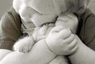 criancas e animais de estimacao fotos (24)