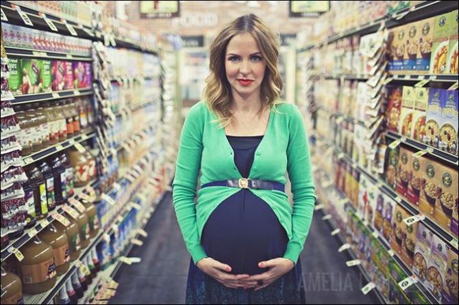 fotos criativas gravidez 16