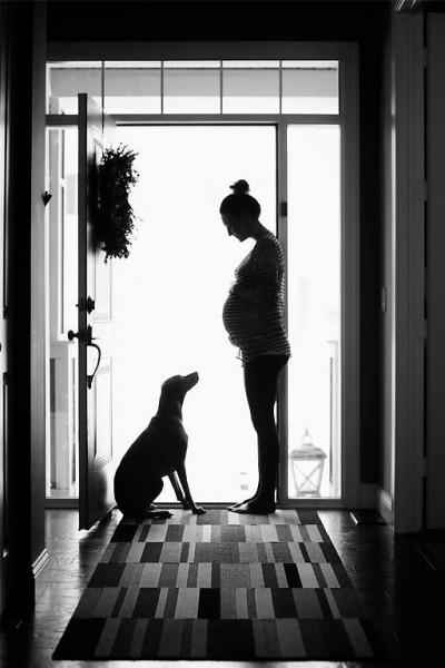 fotos criativas gravidez 21