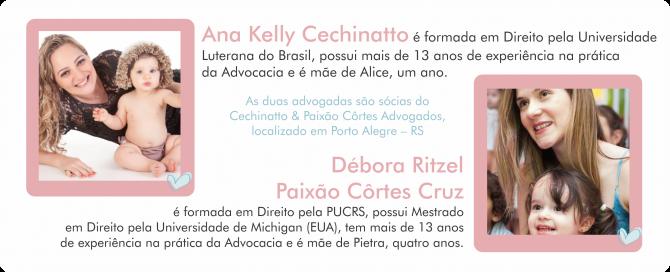 Colunistas MdM Ana e Debora - Direito