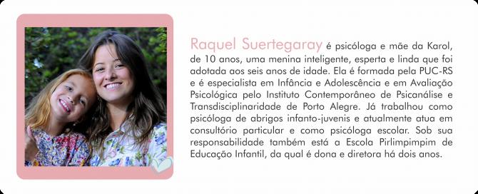 Colunistas MdM Raquel - Psicologia