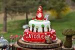 15 ideias para festa tema Chapeuzinho Vermelho