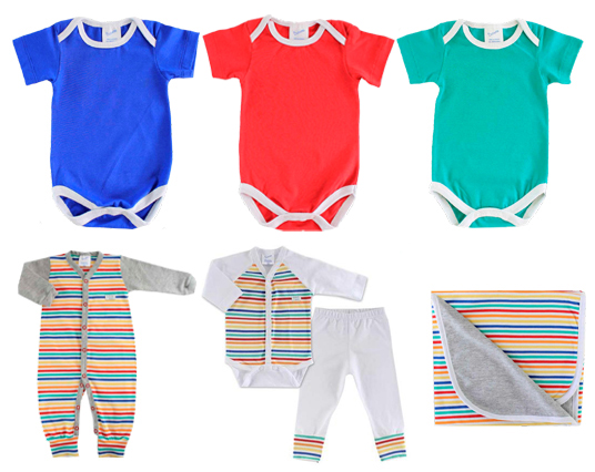 one baby linha colours