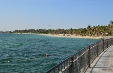 3 Mamzar Beach Park