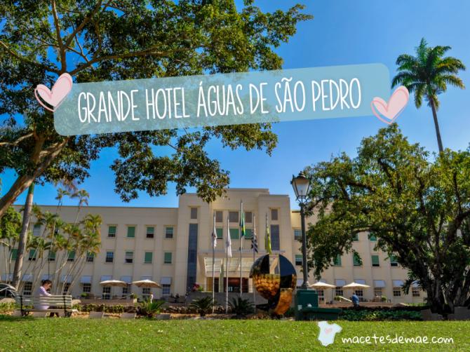 Grande Hotel Aguas de Sao Pedro