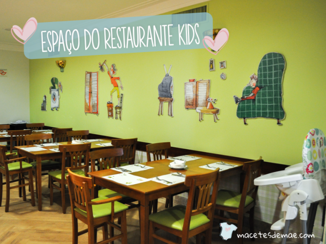 espaco do restaurante kids