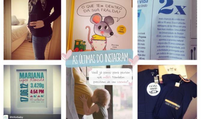 as ultimas do instagram