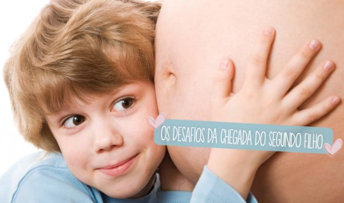 os desafios da chegada do segundo filho