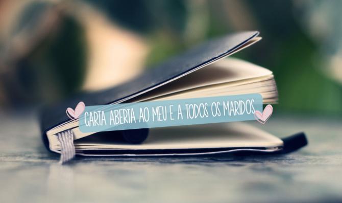 carta aberta aos maridos