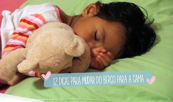12 dicas para mudar do berco para a cama