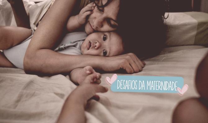 desafios da maternidade