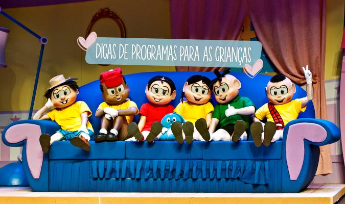 dicas de programas para as criancas